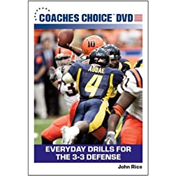 Everyday Drills for the 3-3 Defense