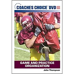 Game and Practice Organization