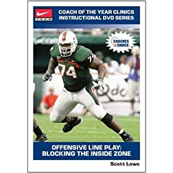 Offensive Line Play: Blocking the Inside Zone