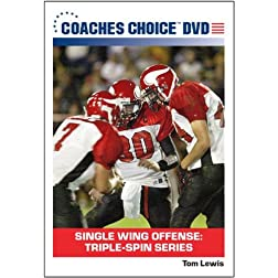 Single Wing Offense: Triple-Spin Series