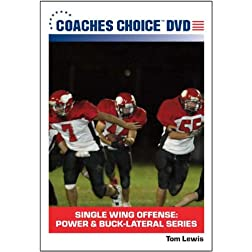 Single Wing Offense: Power & Buck-Lateral Series