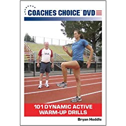 101 Dynamic Active Warm-Up Drills