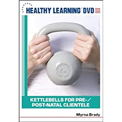 Kettlebells for Pre & Post-Natal Clientele