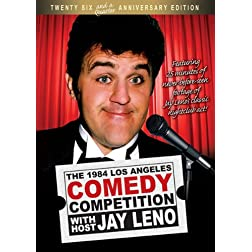 1984 Los Angeles Comedy Competition With Jay Leno