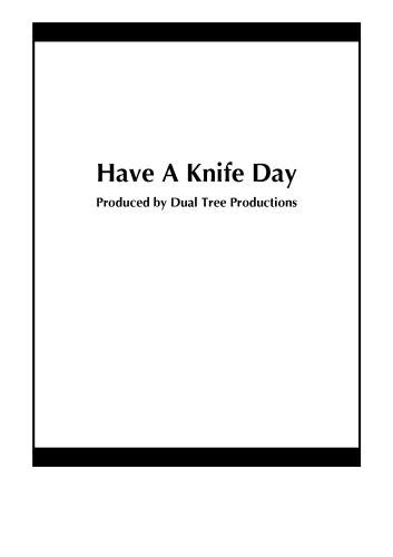 Have A Knife Day