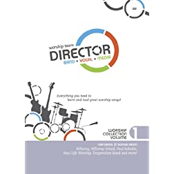 Worship Team Director Vol 1: Drums/Percussion