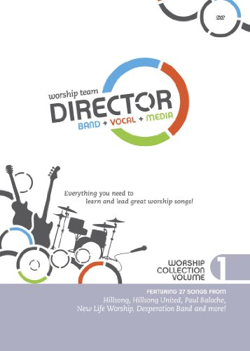 Worship Team Director Vol 1: Bass/Acoustic Guitar