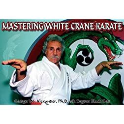 Mastering the Way of White Crane Karate Complete 10 vol set