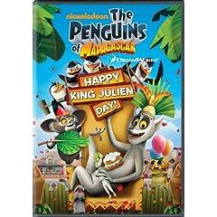 Penguins of Madagascar: Happy King Julien Day!