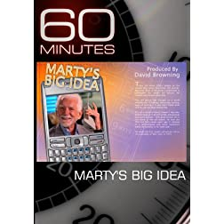 60 Minutes - Marty's Big Idea (May 23, 2010)