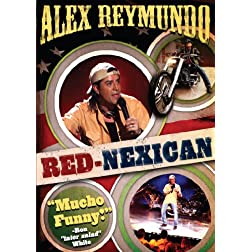 Alex Reymundo: Red Nexican