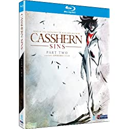 Casshern Sins: Part 2 [Blu-ray]
