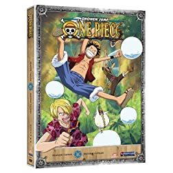 One Piece: Season Three, Second Voyage