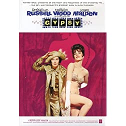 Gypsy (1962) (Dlx)