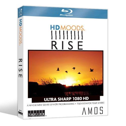 HD Moods AMOS Rise [Blu-ray]