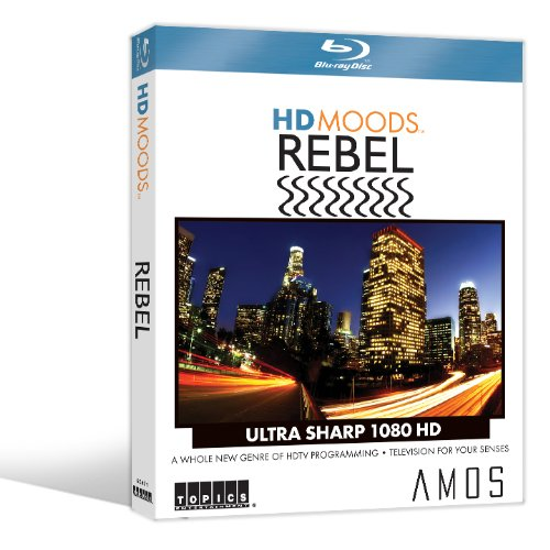 HD Moods AMOS Rebel [Blu-ray]