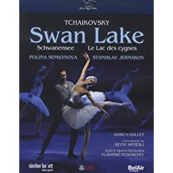 Swan Lake [Blu-ray]