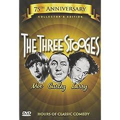 Three Stooges 75th Anniversary