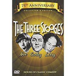Three Stooges 75th Anniversary