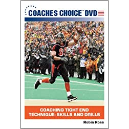 Coaching Tight End Technique: Skills and Drills