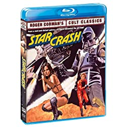 Starcrash (Roger Corman Cult Classics) [Blu-ray]
