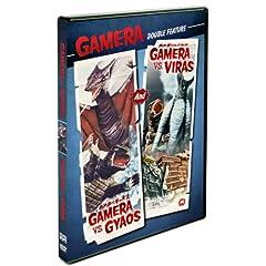 Gamera Vs. Gyaos / Gamera Vs. Viras [Double Feature]