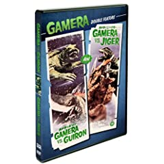 Gamera Vs. Guiron / Gamera Vs. Jiger [Double Feature]