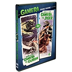 Gamera Vs. Guiron / Gamera Vs. Jiger [Double Feature]