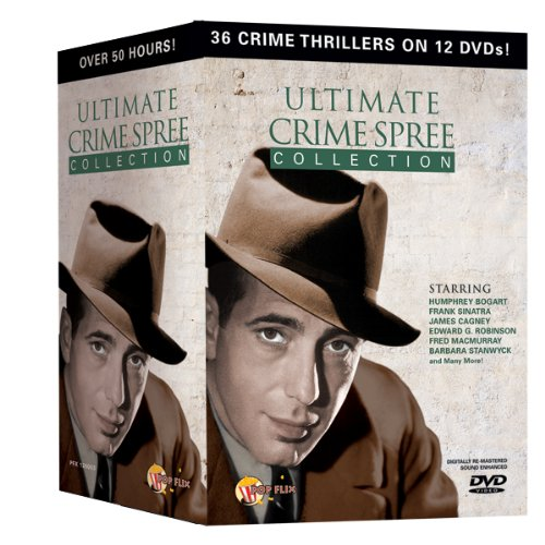 Ultimate Crime Spree Collection (12pc)