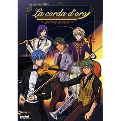 La Corda D'Oro Primo: Passo: Collection 2 (2pc)