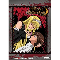 Princess Resurrection 3: Complete Collection (4pc)
