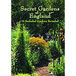 Secret Gardens of England
