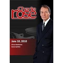 Charlie Rose (June 10, 2010)