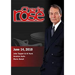Charlie Rose (June 14, 2010)