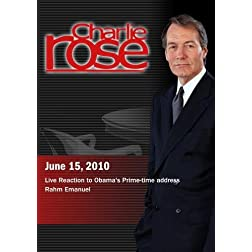 Charlie Rose (June 15, 2010)
