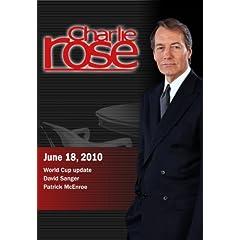 Charlie Rose (June 18, 2010)