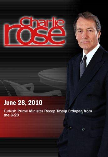 Charlie Rose -  Prime Minister Recep Tayyip Erdogan (June 28 2010)