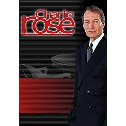 Charlie Rose - Gen. David Petraeus confirmation hearing / Elena Kagan Supreme Court confirmation hearing (June 29, 2010)
