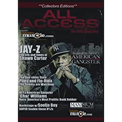 ALL ACCESS THE DVD MAGAZINE {The Collectors Editions} Volume 17