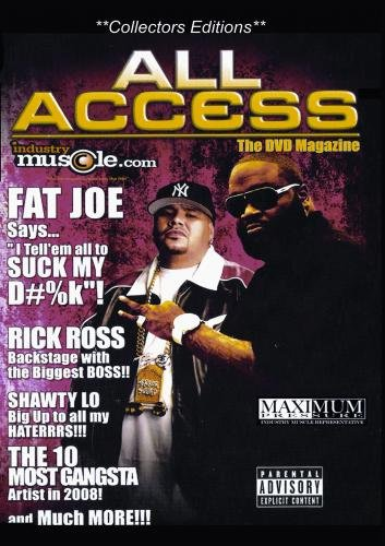 ALL ACCESS THE DVD MAGAZINE {The Collectors Editions} Volume 19