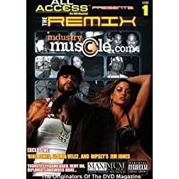 ALL ACCESS THE DVD MAGAZINE {The Collectors Editions} The Remix Vol.1