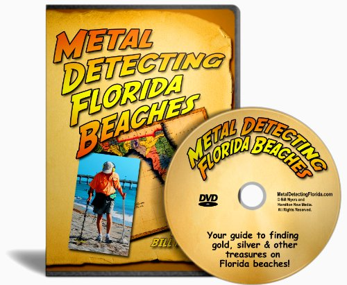 Metal Detecting Florida Beaches