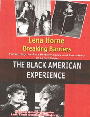 Lena Horne Breaking Barriers- History on Videon DVD