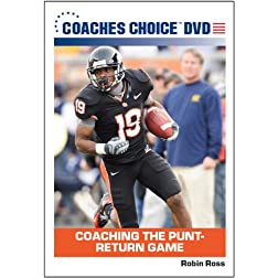 Coaching the Punt-Return Game