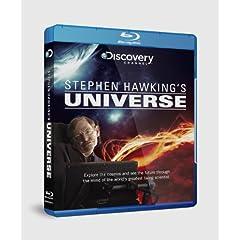 Stephen Hawkings Universe [Blu-ray]