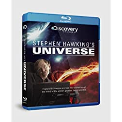 Stephen Hawkings Universe [Blu-ray]