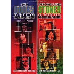 Doors - Are Open/Rolling Stones - In The Park