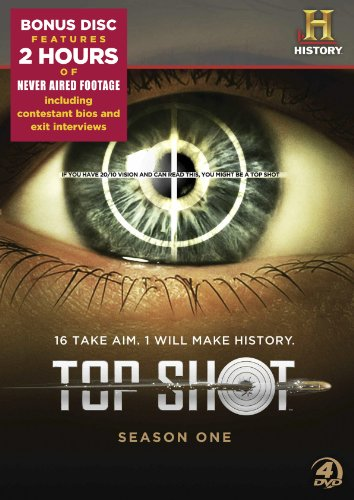 Top Shot: The Complete Season One