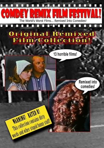 The complete Tony Trombo remixed film collection!