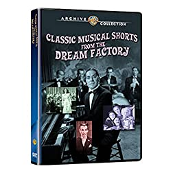 Classic Musical Shorts from the Dream Factory (4-Disc Set)